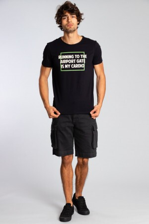 Camiseta Airport Gate Cardio