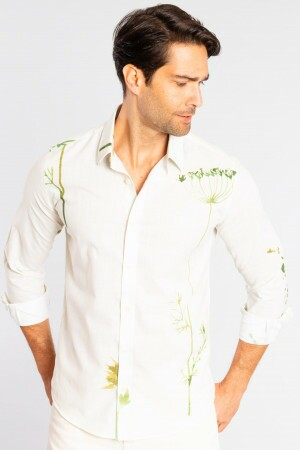 Camisa Botanical ML