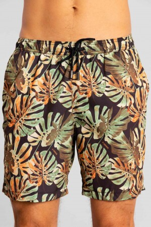 Shorts Agua Costela Gold