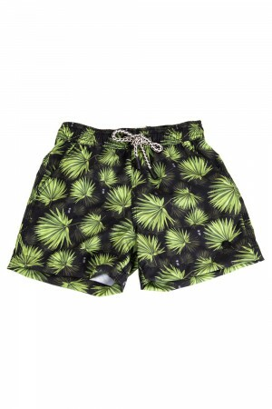 Shorts Leque Green