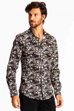 Camisa Estampada Full Liberty