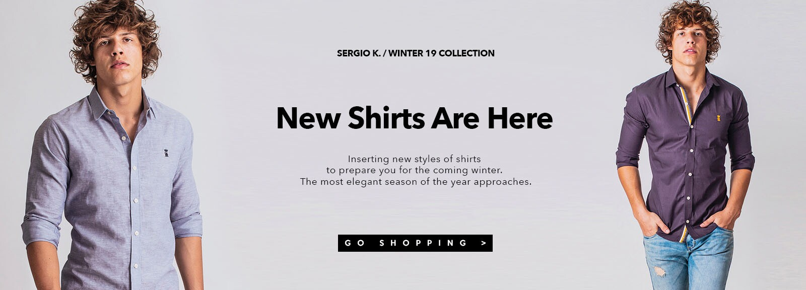 Shirts Winter 19